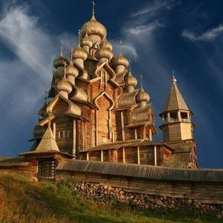Удивительная Россия!