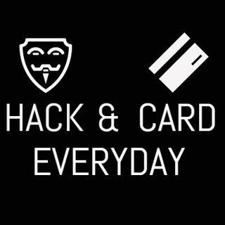 HACK&CARD EVERYDAY