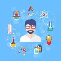 Будни учёного - наука по полочкам!