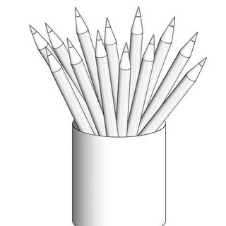 С карандашом ✏️✏️