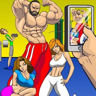 In_Gym | Однажды в Зале