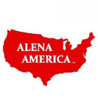 Алена и Америка