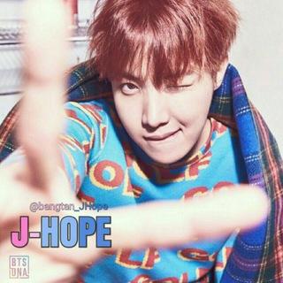 JUNG HO SEOK   J-HOPE   BANGTAN
