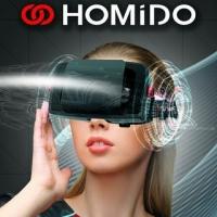 HOMIDO. Все о мире виртуальной реальности.