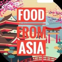 Еда из Азии