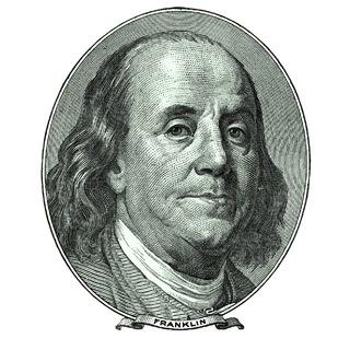 Бенжамин Франклин - бизнес журнал.