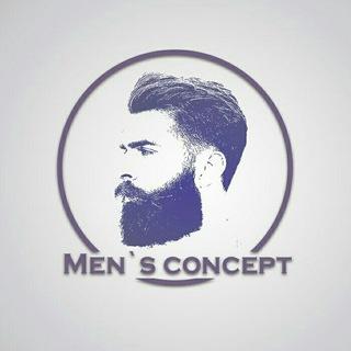 Men's concept