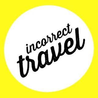 incorrect travel
