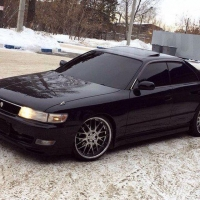 Toyota Mark 2 Chaser Cresta Crown